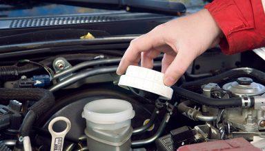 brake fluid in cars