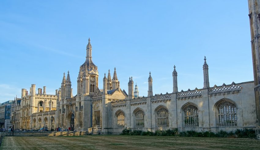 no lectures at Cambridge University