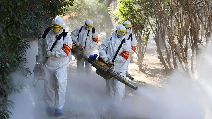 coronavirus spreads panic in Asia