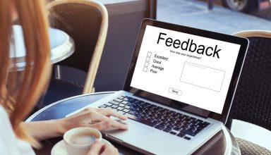 respond to feedback