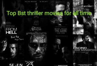 top best thriller movies