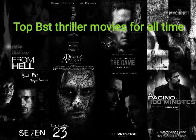 top best thriller movies