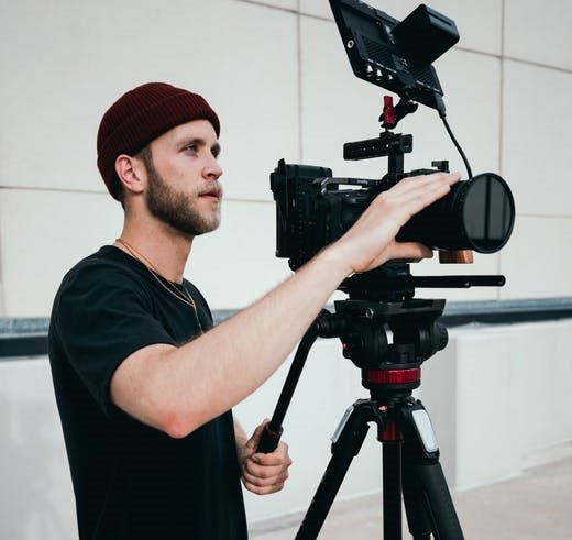 entry level film job