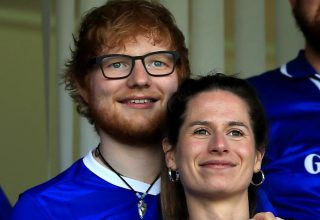 Ed Sheeran becomes a dad to Lyra Antarctica with Cherry Seaborn