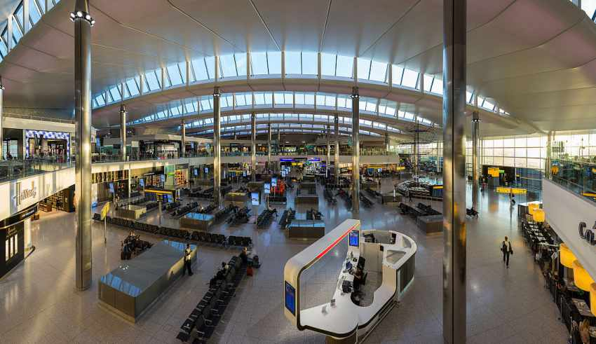 UK Heathrow Airport is the first one to start COVID-19 testing