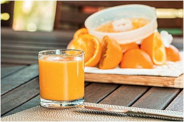Should we drink pure juice to lose weight