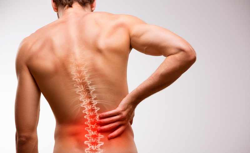 what causes lower left back pain