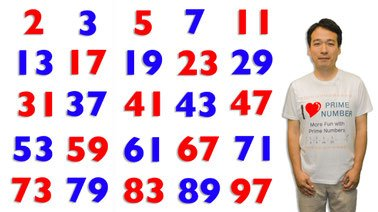 what are the prime numbers