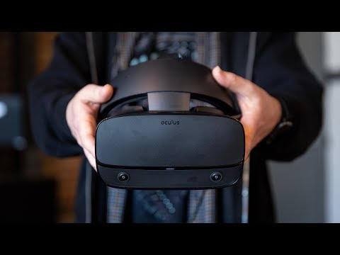 oculus quest vs rift